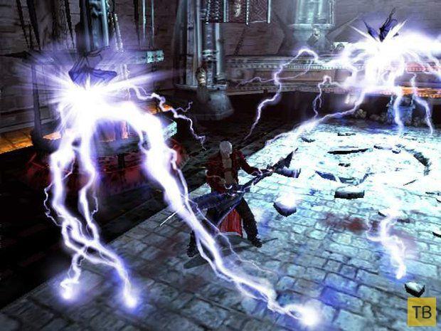 Топ-10:  Самые нестандартные и запоминающиеся средства для уничтожения противника в играх (10)