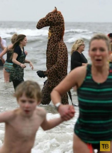 Пляжные фотографии: Инстаграм vs реальность (33 фото)