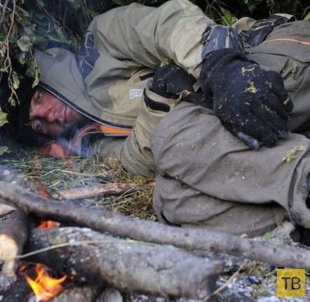Уроки выживания в экстремальных условиях дикой природы(10 фото)