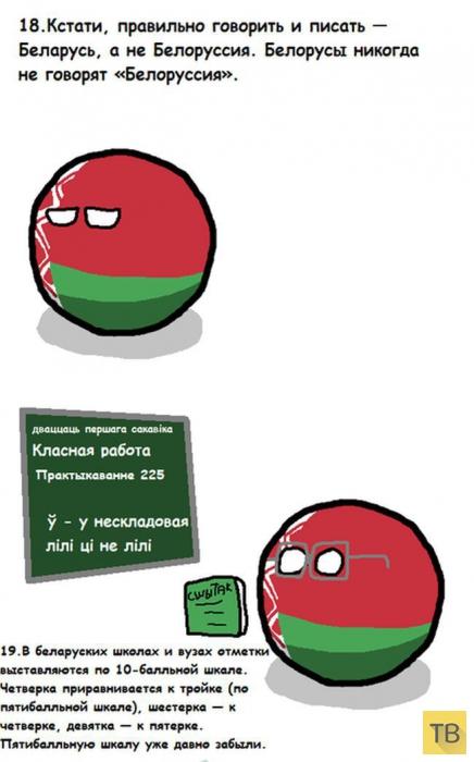 Интересные факты о Беларуси (8 фото)
