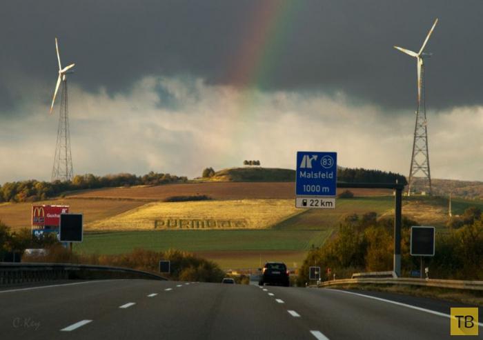 Интересно о Германии (9 фото)