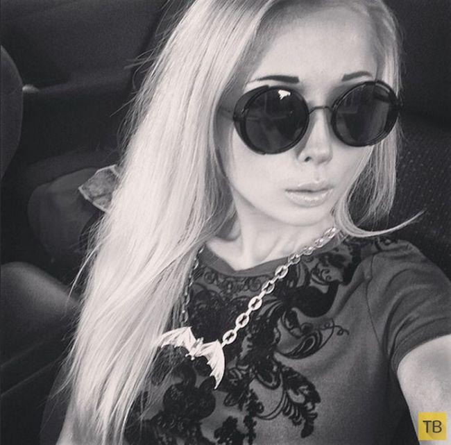 Валерия Лукьянова (Amatue) решила накачать мышцы (10 фото)