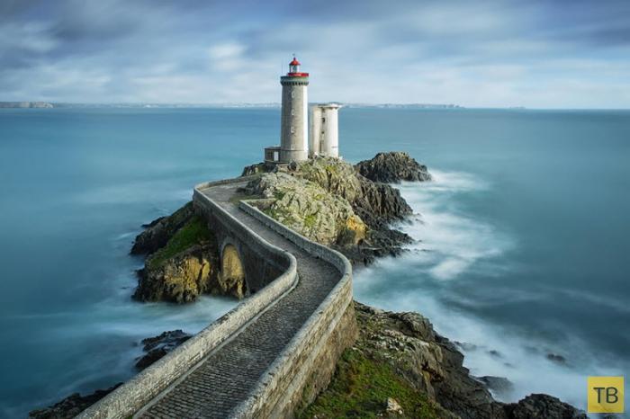 Самые красивые фотографии маяков мира (30 фото)
