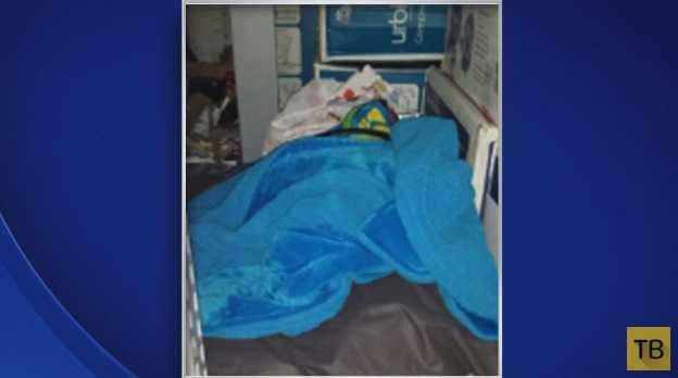 Сбежавший из дома подросток поселился в супермаркете (7 фото)