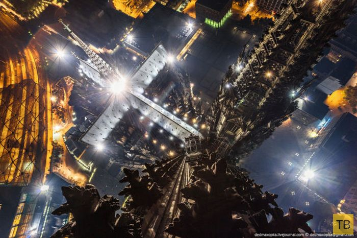 Головокружительные снимки на экстремальной высоте (84 фото)