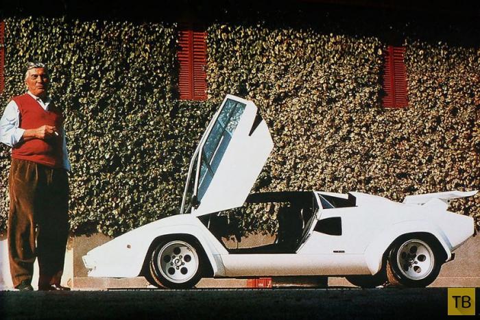 Цитаты итальянского конструктора и автогонщика Энцо Феррари (10 фото)