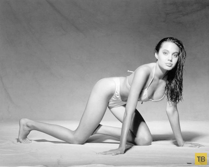 Анджелина Джоли в 14 лет (6 фото)