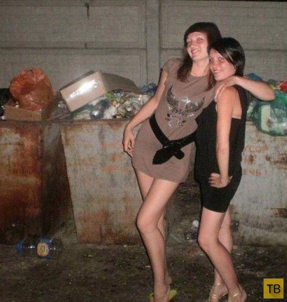 Нетипичные соблазнительные приемы от похотливых самок (15 фото)