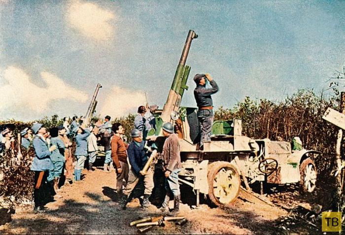Снимки Первой мировой войны от пионеров автохрома (11 фото)