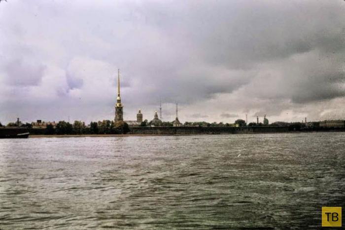 Ретро фотографии Ленинграда (1968 год) от Дейва Монро (20 фото)
