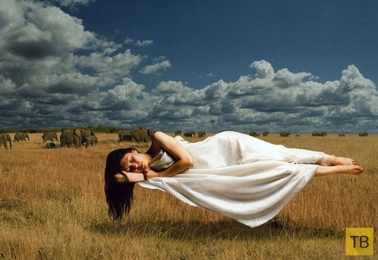 Почему люди видят сны (5 фото)