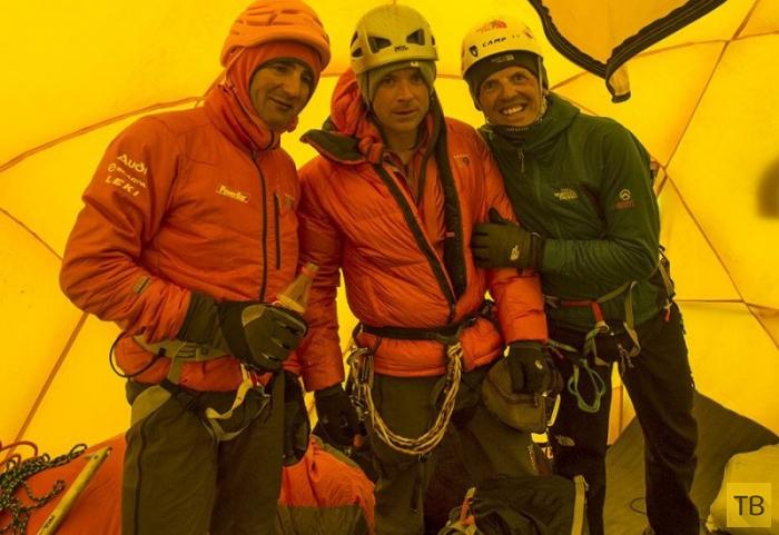 Интересные факты об Эвересте (10 фото)