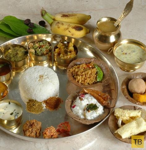 Лучшие блюда индийской кухни (15 фото)
