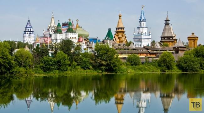 Прекрасные парки Москвы, за которые мы любим этот город еще больше (16 фото)