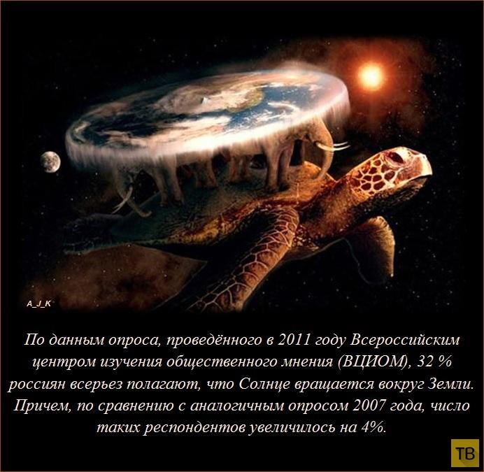 Интересные факты обо всем на свете, часть 12 (16 фото)