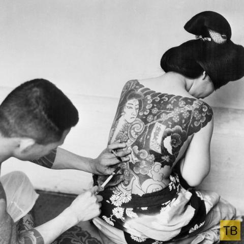 Интересные факты о татуировках (8 фото)
