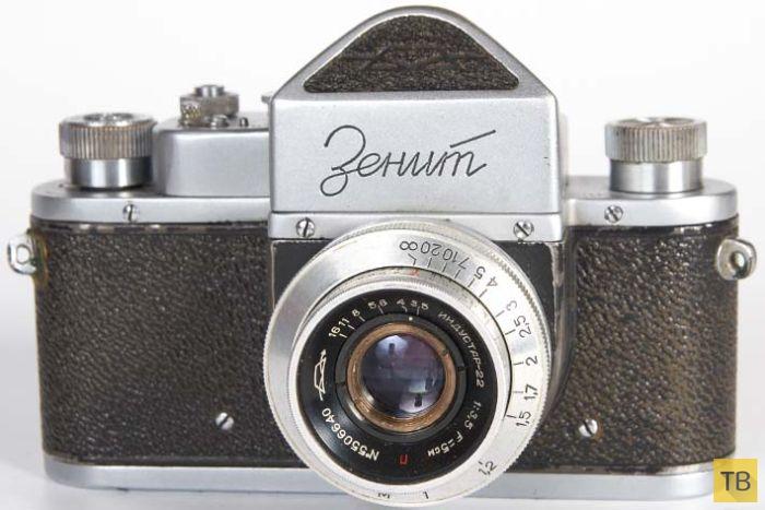 Топ 7: Самые знаменитые советские бренды (8 фото)