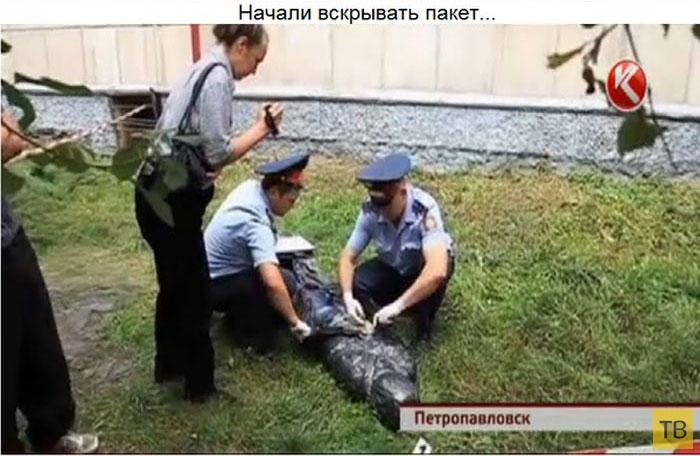 Жесткий троллинг полиции в Петропавловске, Казахстан (9 фото)