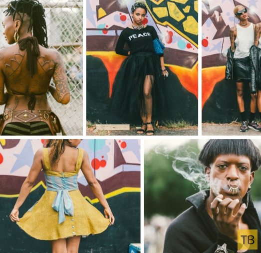 AFROPUNK Festival в Нью-Йорке (52 фото)