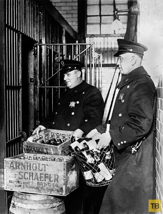 США во времена Сухого закона (20 фото)