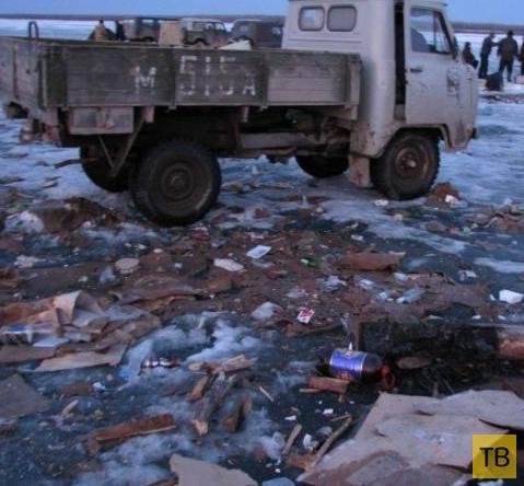 Якутск: жизнь в суровых условиях (17 фото)