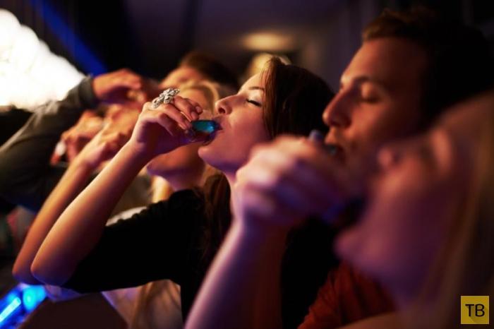 Топ 5: Самые пьющие города Америки (6 фото)
