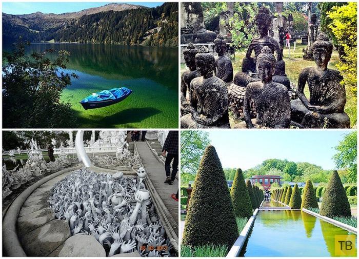 Топ 10: Необычные и великолепные парки мира (11 фото)