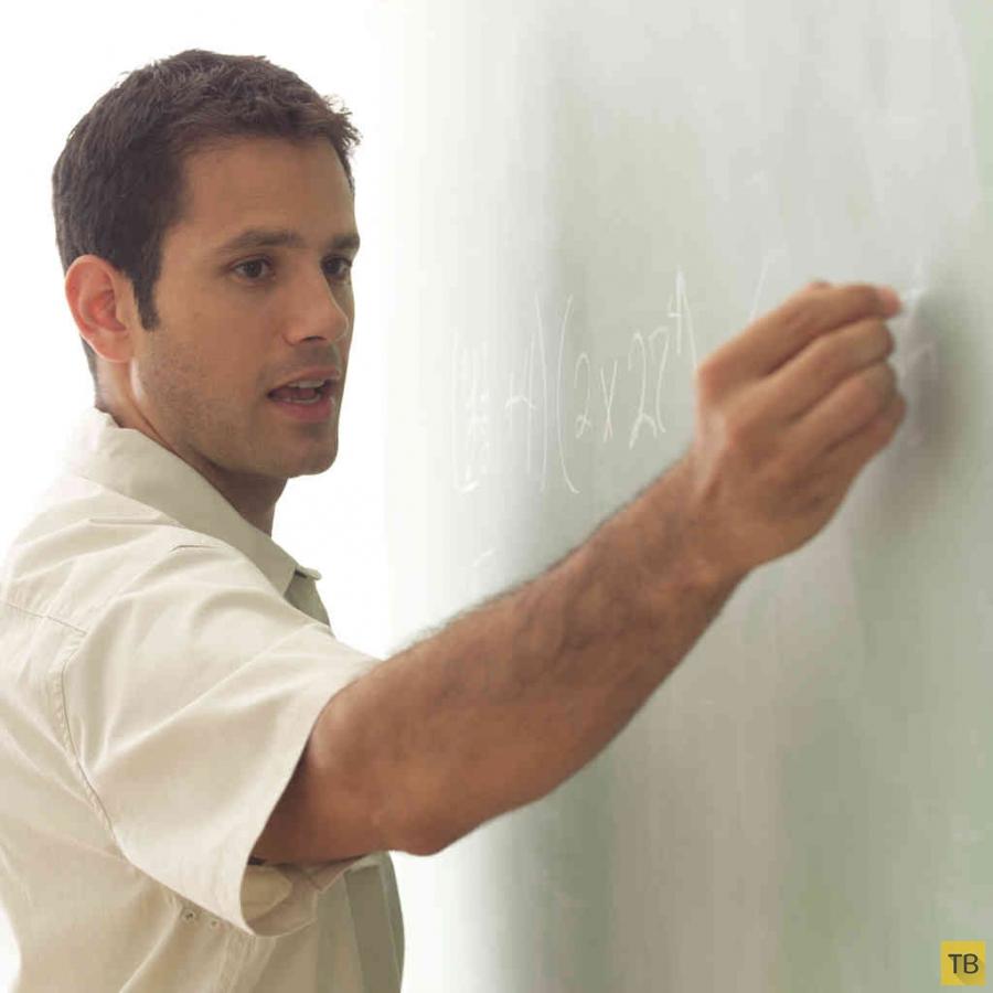 Как я работал учителем в школе рабочей молодежи...