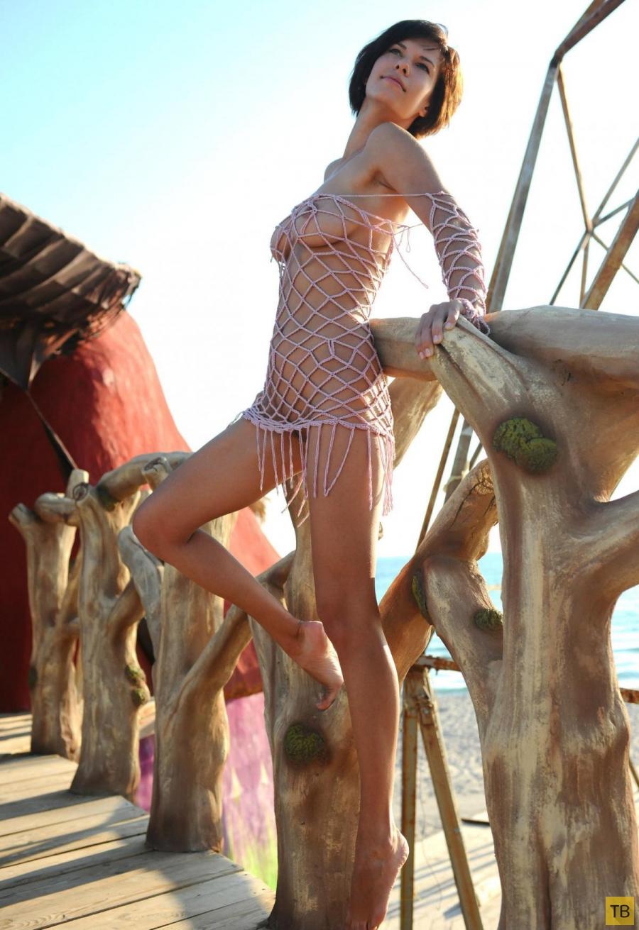 """Красивые и горячие девушки на """"Вторник"""", часть 20 (102 фото)"""