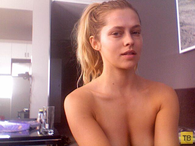 В сеть попали украденные снимки голых голливудских знаменитостей (36 фото)