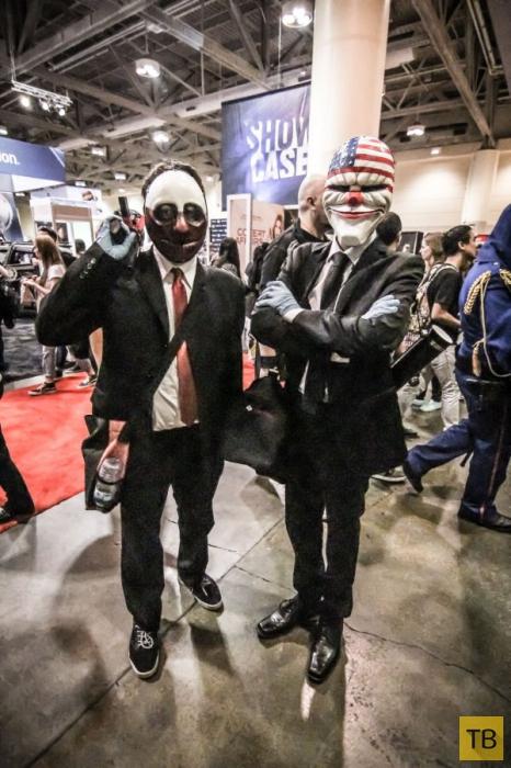 Косплейщики канадского  фестиваля Fan Еxpo 2014 (37 фото)