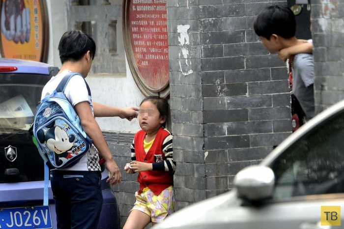 Жесть! Китайское воспитание детей (7 фото)