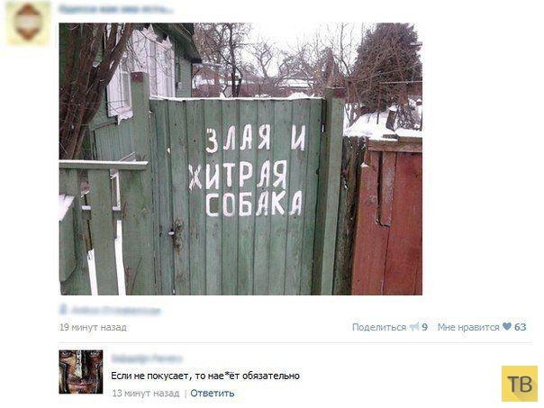 Прикольные комментарии из социальных сетей, часть 208 (26 фото)