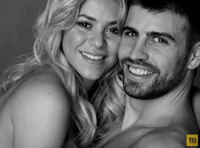 Звездные пары с большой разницей в возрасте (30 фото)