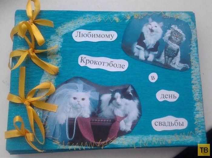 Подарок на день свадьбы своими руками (12 фото)