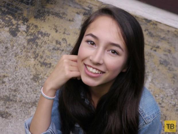 16-летняя школьница создала фонарик, работающий исключительно за счёт тепла тела (2 фото + видео)