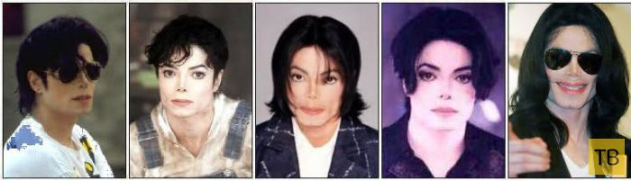 50 лет жизни Майкла Джексона (10 фото)