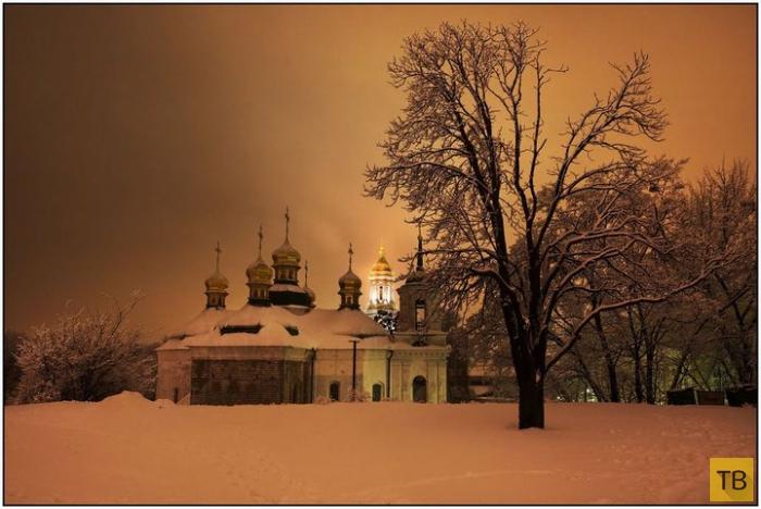 Рекорды и необычности Киева (12 фото)