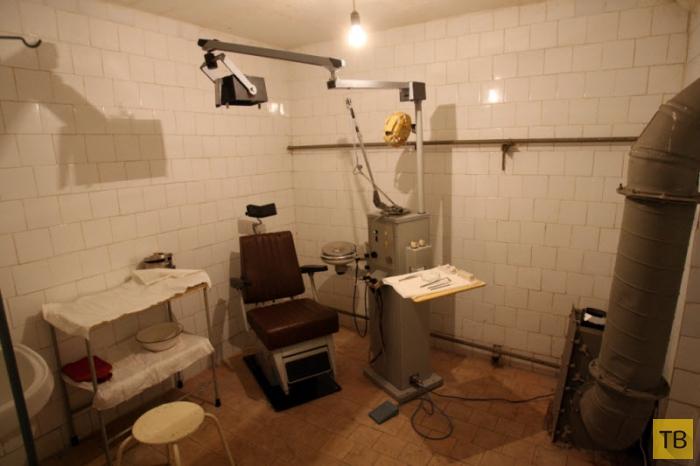 Советский бункер в Литве (16 фото)
