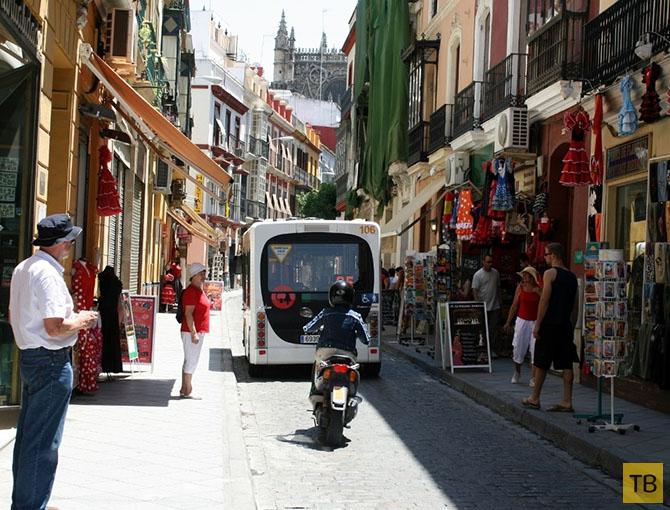 Топ 10: Самые странные законы Испании (11 фото)