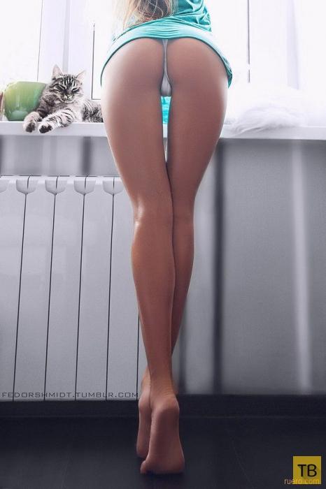 """Красивые и горячие девушки на """"Четверг"""", часть 23 (107 фото)"""
