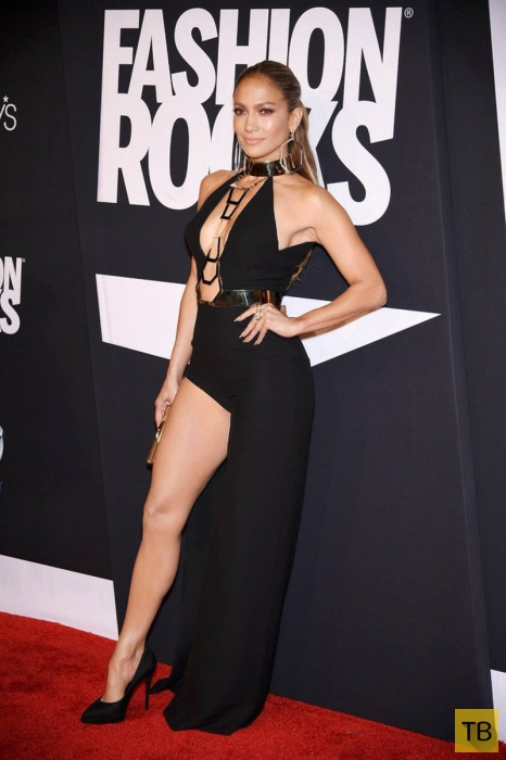 Дженнифер Лопес  на Fashion Rocks 2014 в Нью-Йорке (11 фото)