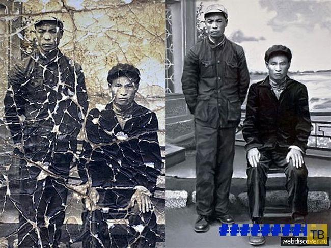 До и после фотошопа (39 фото)