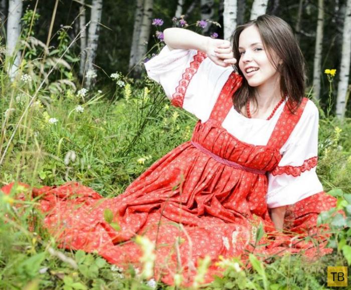 Русские красавицы (27 фото)