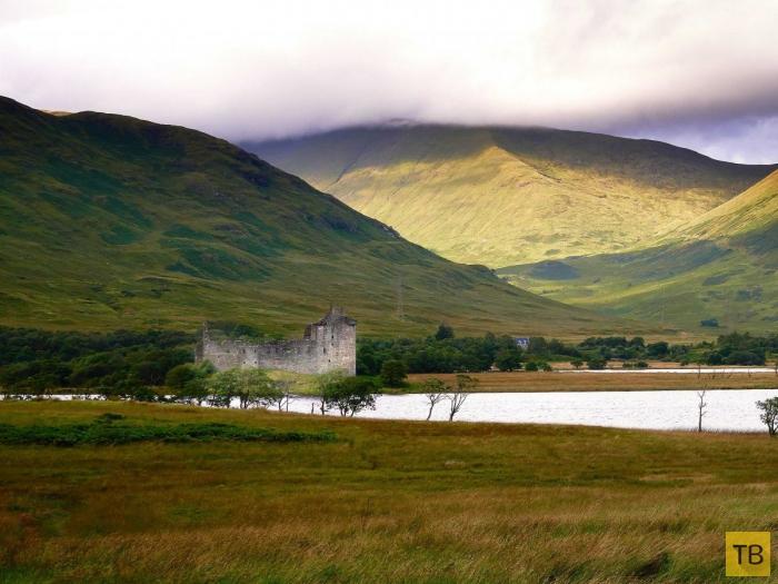 Шотландия - одна из самых красивых стран мира (20 фото)