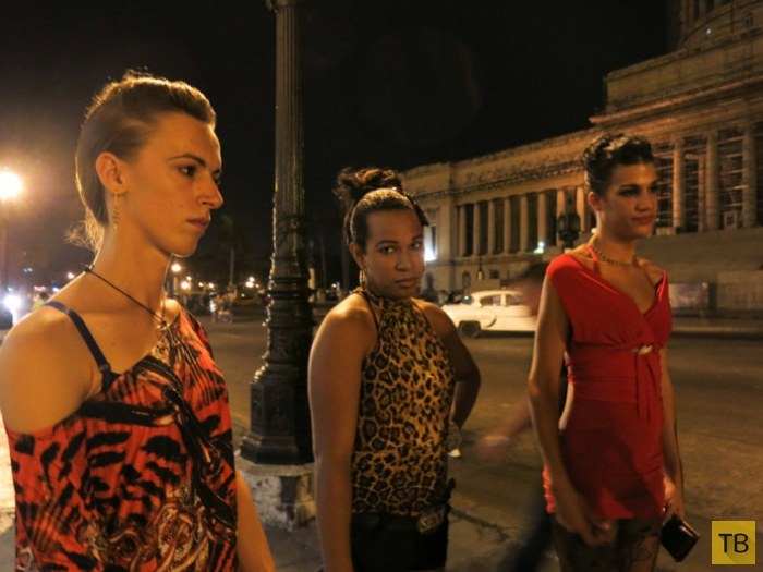 Проект TransCuba - кубинцы, изменившие пол (16 фото)