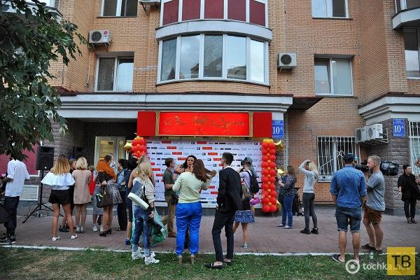 Хозяйка модного салона в Киеве (16 фото)