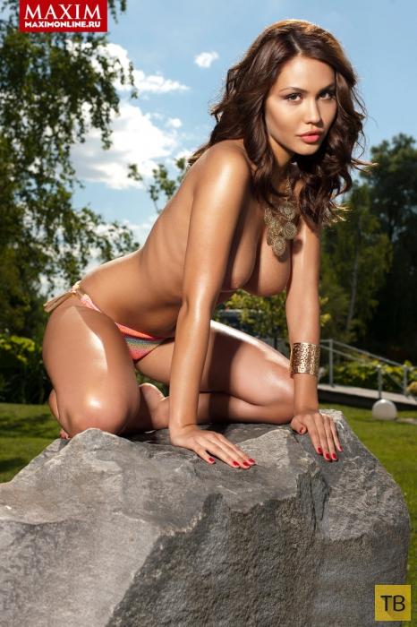 Финалистки Miss MAXIM 2014 (15 фото)