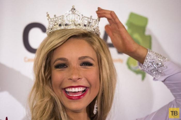 «Мисс Америка» 2014 - 23-летняя Кира Казанцев (11 фото)