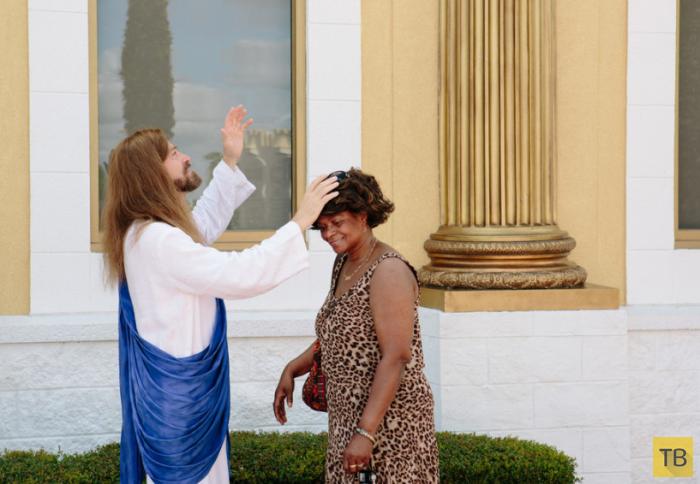 «Holy Land Theme Park Experience» - копия библейского Иерусалима во Флориде (14 фото)